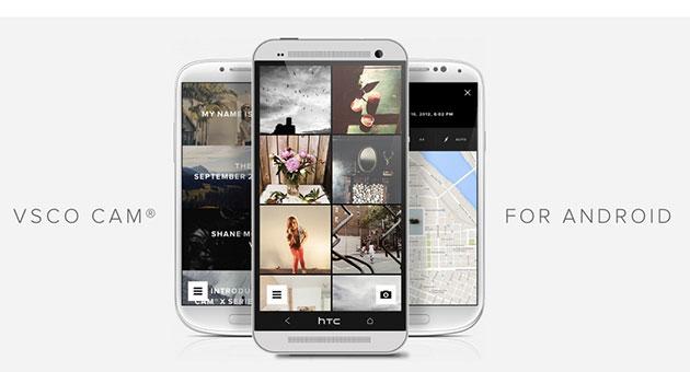 Aplikasi Edit Foto VSCO Cam Kini Hadir di Android