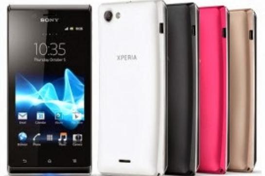 Daftar Harga Sony Xperia Series Desember 2013
