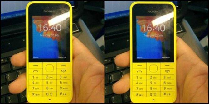 Desain Nokia R Mirip Seri Asha 206