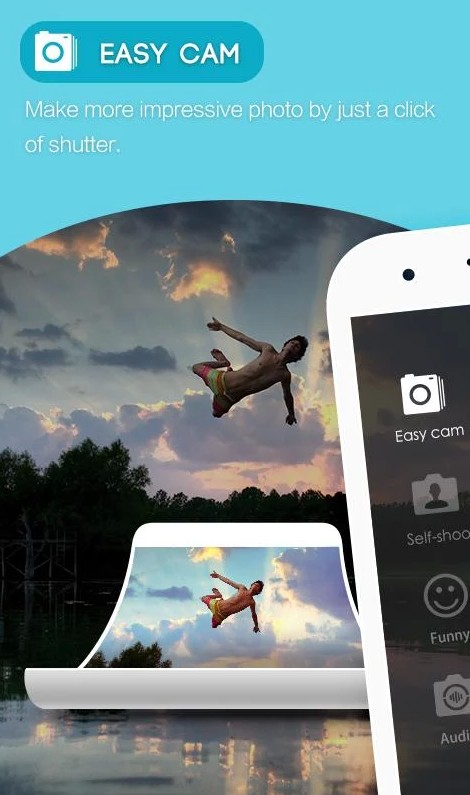 Fitur Baru Camera360 EasyCam