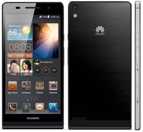 Huawei Ascend P7 Hadir Dengan Spesifikasi Gahar