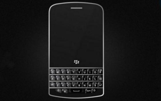 Inikah Konsep Smartphone BlackBerry Terbaru