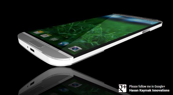 Inilah Konsep Samsung Galaxy S5 Dengan Tampilan Gahar 10