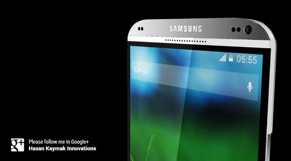 Inilah Konsep Samsung Galaxy S5 Dengan Tampilan Gahar 4