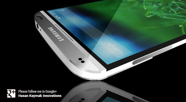 Inilah Konsep Samsung Galaxy S5 Dengan Tampilan Gahar 5