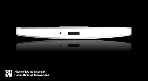 Inilah Konsep Samsung Galaxy S5 Dengan Tampilan Gahar 7