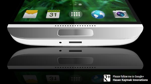 Inilah Konsep Samsung Galaxy S5 Dengan Tampilan Gahar 9
