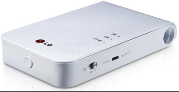 LG Pocket Photo 2, Mobile Printer Terbaru Dari LG