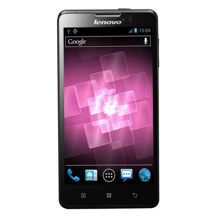 Lenovo P780, Phablet Android Spesifikasi Gahar