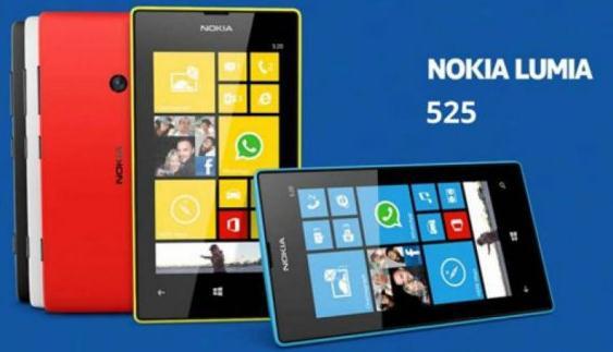 Nokia Lumia 525 Dibanderol Rp 1,2 Juta di China