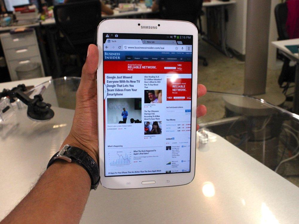 Samsung Galaxy Tab 3 8.0 dengan Bundling GamePad Resmi Rilis