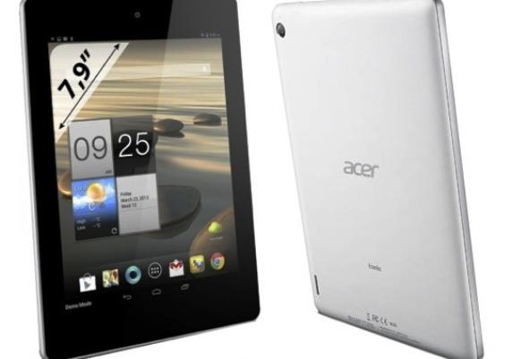Inilah Spesifikasi Tablet Acer Iconia A1
