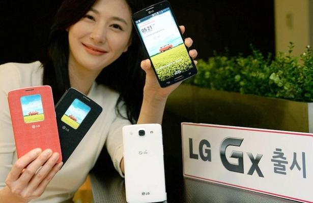 LG Gx Diluncurkan di Korea dengan Layar 5,5 Inci dan Prosesor Quad-core