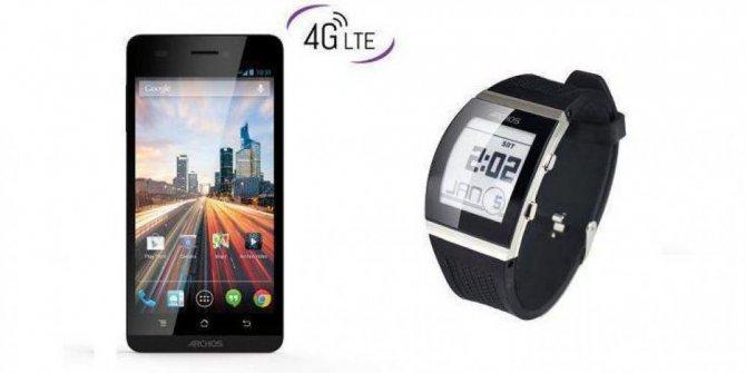 Archos Smartwatch, SmartWatch Murah Harga 600 Ribuan - TeknoFlas