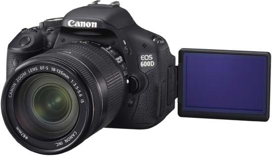 Harga Kamera Canon EOS 600D 2014