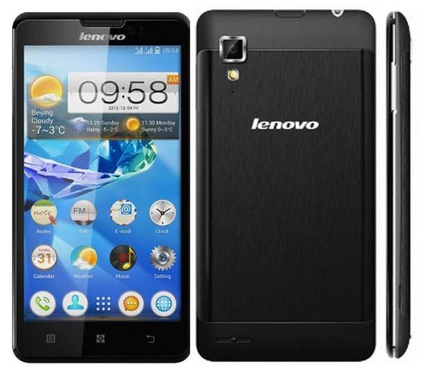 Harga Lenovo P780 Baru dan Bekas Akhir Januari 2014