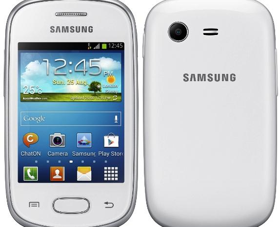 Harga Samsung Galaxy Star Bulan Januari 2014