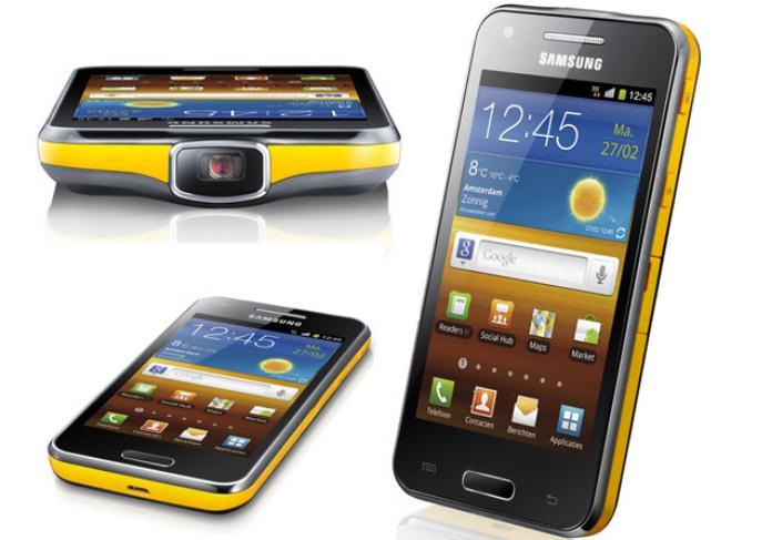 Harga Samsung I8530 Galaxy Beam Januari 2014