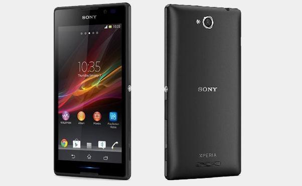 Harga Sony Xperia C Januari 2014 Masih Rp 3 Jutaan