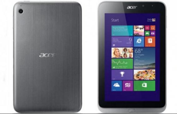Harga Tablet Acer Iconia W4 Dibanderol Rp 3,9 Jutaan