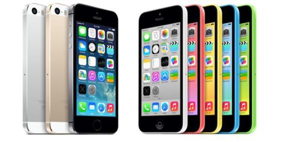 Harga iPhone 5S dan 5 C indonesia