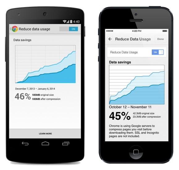 Hemat Paket Data Android Dengan Google Chrome