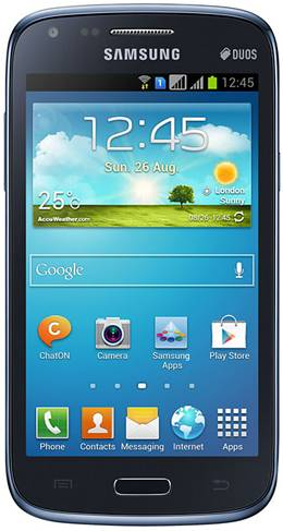 Inilah Bocoran Spesifikasi Samsung Galaxy Core LTE
