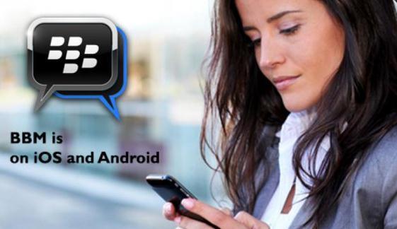 Inilah Penyebab BBM Android dan iOS Down