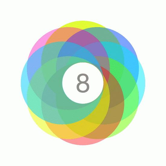 Konsep iOS 8