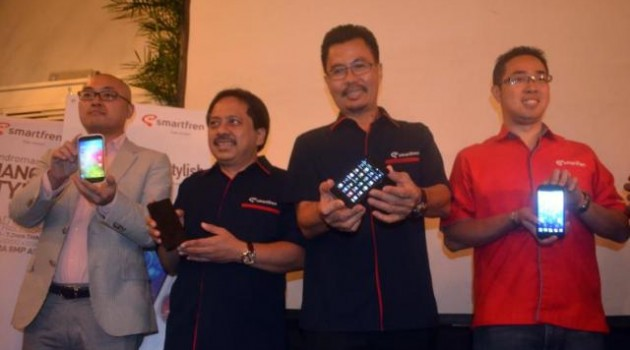 New Andromax V dan Andromax U3 , Smartphone Terbaru Smartfren