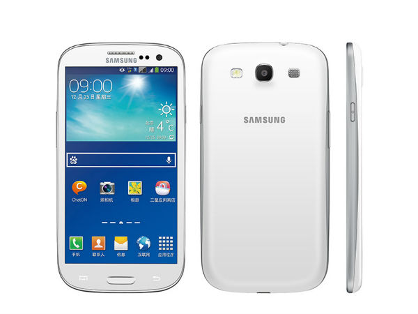 Samsung Galaxy S3 Neo+, Smartphone Android 4.8 Inch HD Dual SIM