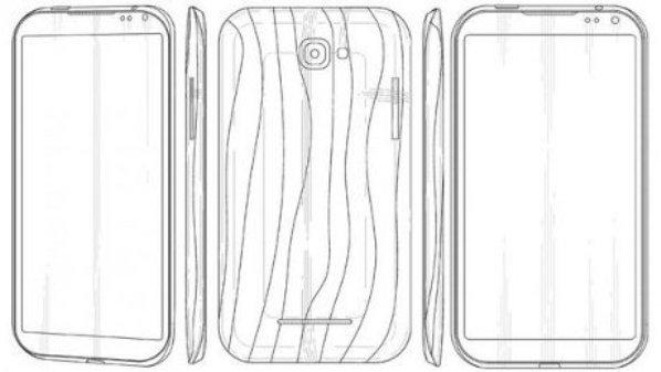 Sketsa Samsung Galaxy S5