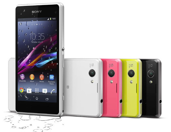 Sony Xperia Z1 Compact, Ponsel Mini Performa Gahar
