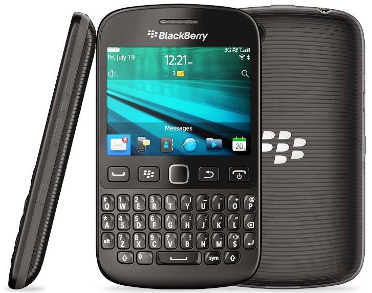 Harga BlackBerry 9720 Samoa Terbaru Akhir Januari 2014
