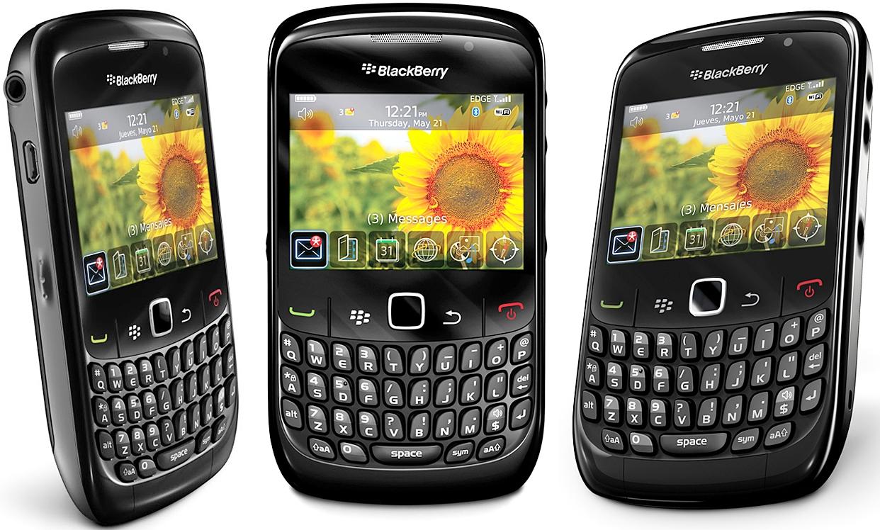 Harga BlackBerry Curve 8520 Gemini Terbaru Akhir Januari 2014
