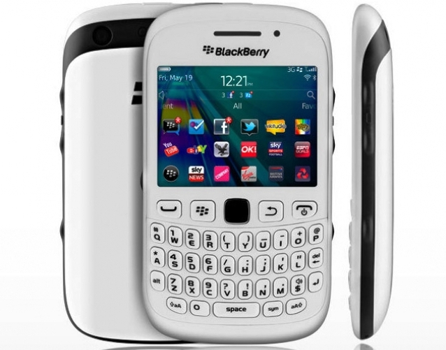 Harga BlackBerry Curve 9320 Armstrong Terbaru Akhir Januari 2014