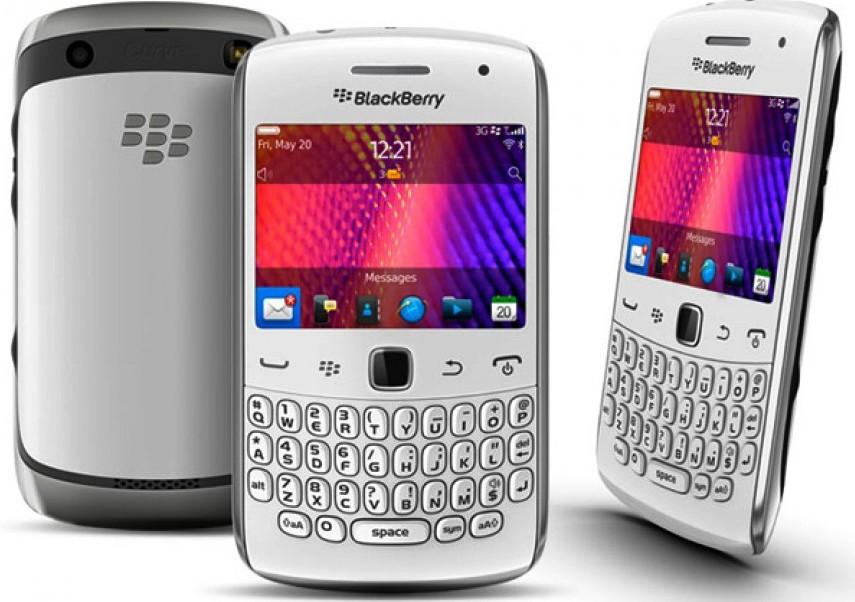 Harga BlackBerry Curve 9360 Terbaru Akhir Januari 2014