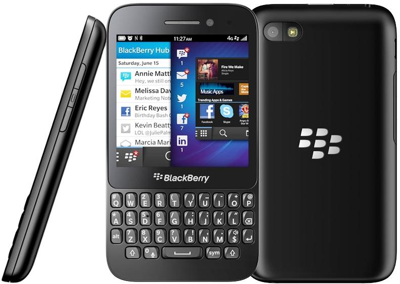 Harga BlackBerry Q5 Terbaru di Bulan Januari 2014