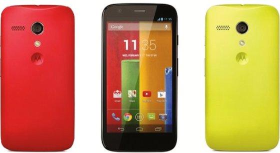 Harga Jual Motorola Moto G Dibandrol Rp 1,2 Jutaan di Amerika Serikat