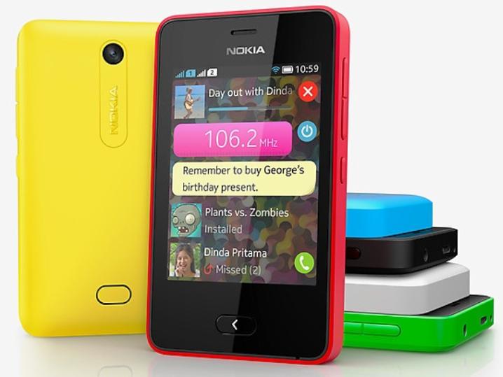 Harga Nokia Asha 501 Terbaru Akhir Januari 2014