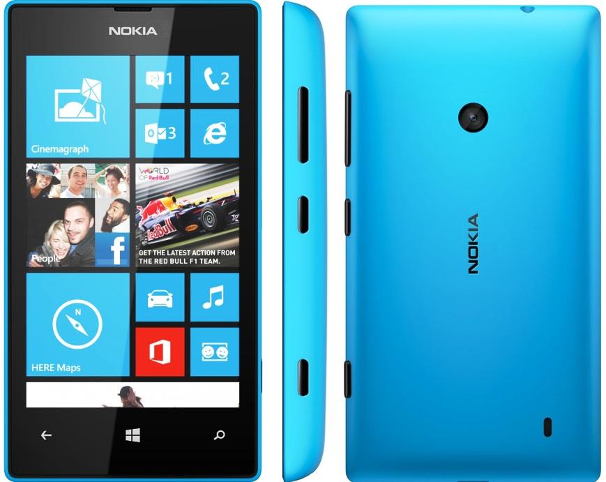Harga Nokia Lumia 520 Terbaru di Bulan Januari 2014