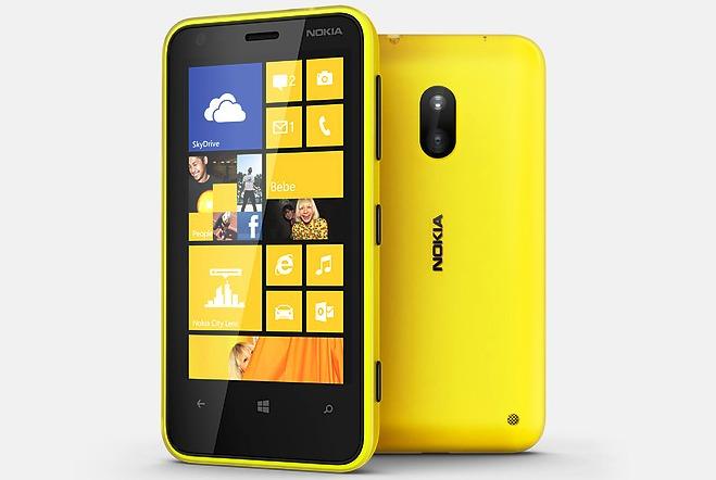 Harga Nokia Lumia 620 Terbaru di Bulan Januari 2014