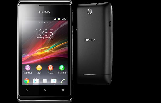 Harga Sony Xperia E C1505 Terbaru di Bulan Januari 2014