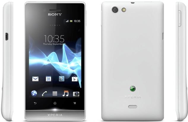 Harga Sony Xperia Miro Terbaru di Bulan Januari 2014