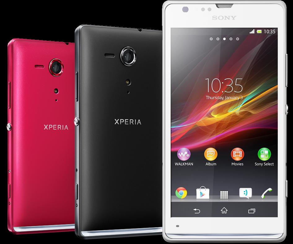 Harga Sony Xperia SP Terbaru di Bulan Januari 2014