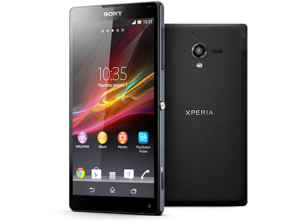 Harga Sony Xperia ZL Terbaru di Bulan Januari 2014