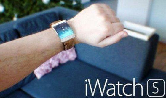 Inilah Konsep iWatch S, Smartwatch Saudara iWatch C