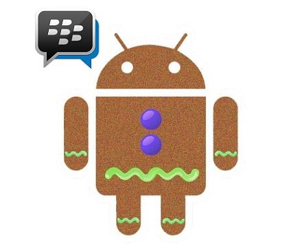 BBM untuk Android Gingerbread Akan Dirilis