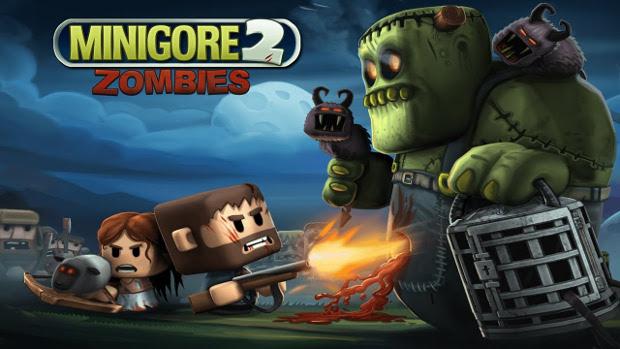 Download Minigore 2 Zombies di Android dan iOS