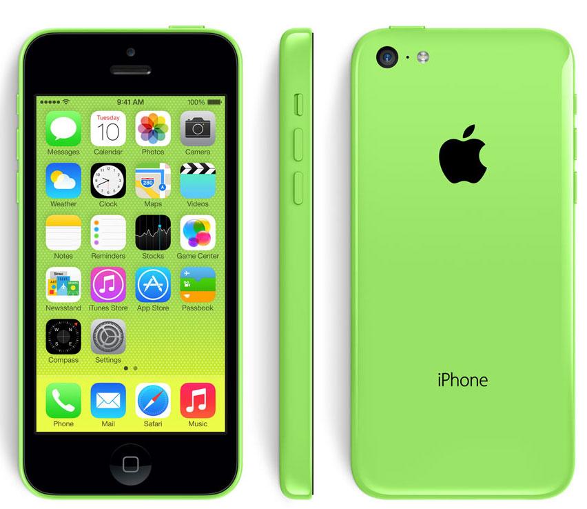 Harga iPhone 5C Baru Bekas Februari 2014 dan Spesifikasi